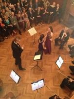 Harriet Langley, Liya Petrova, Augustin Dumay & ORCW